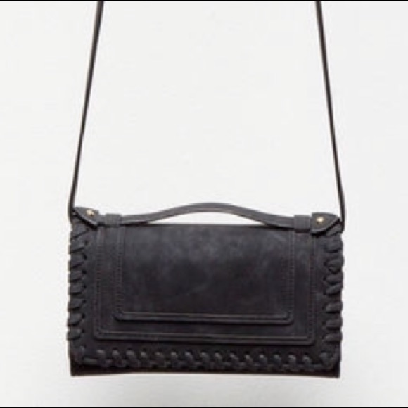 Free People Leanna Zip Wallet Crossbody Bag e1736fe38f178